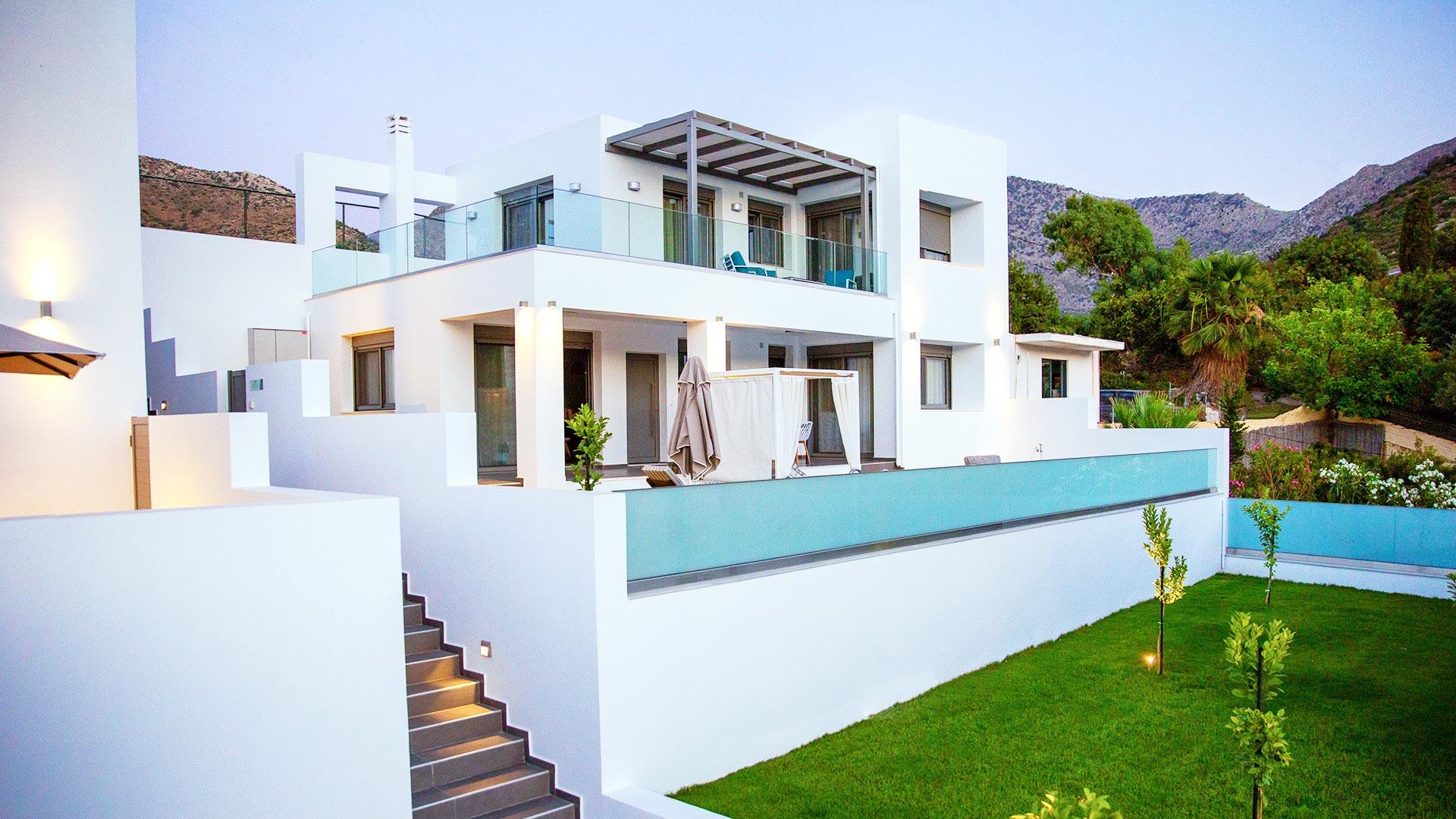 Adrianna Villas Villa Bali Villas Bali Crete Kreta Rethymno Apartment Apartments House Residence Hotel Boutique Luxury Crete Kreta Greece