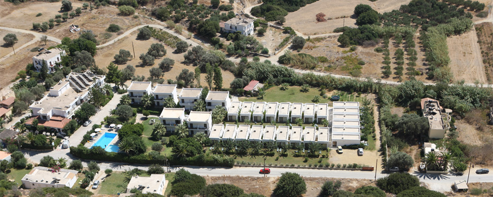 Matala Valley Village Hotel Slider Image