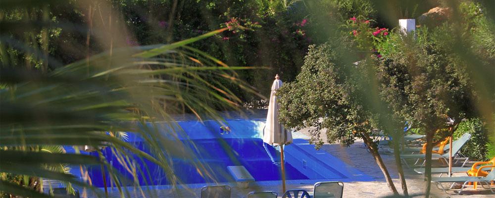 Matala Valley Village Hotel Slider Image