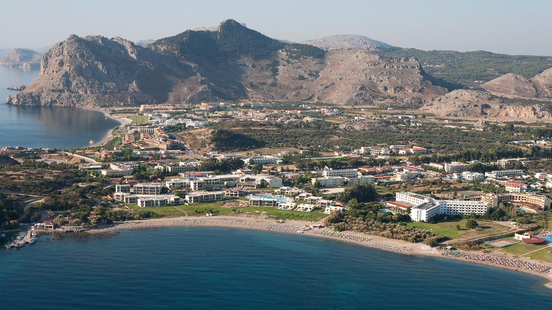 Destination-Along the picturesque coastline of Rhodes, located in the Dodecanese region of Greece, sits an elegant all-inclusive adults only resort.