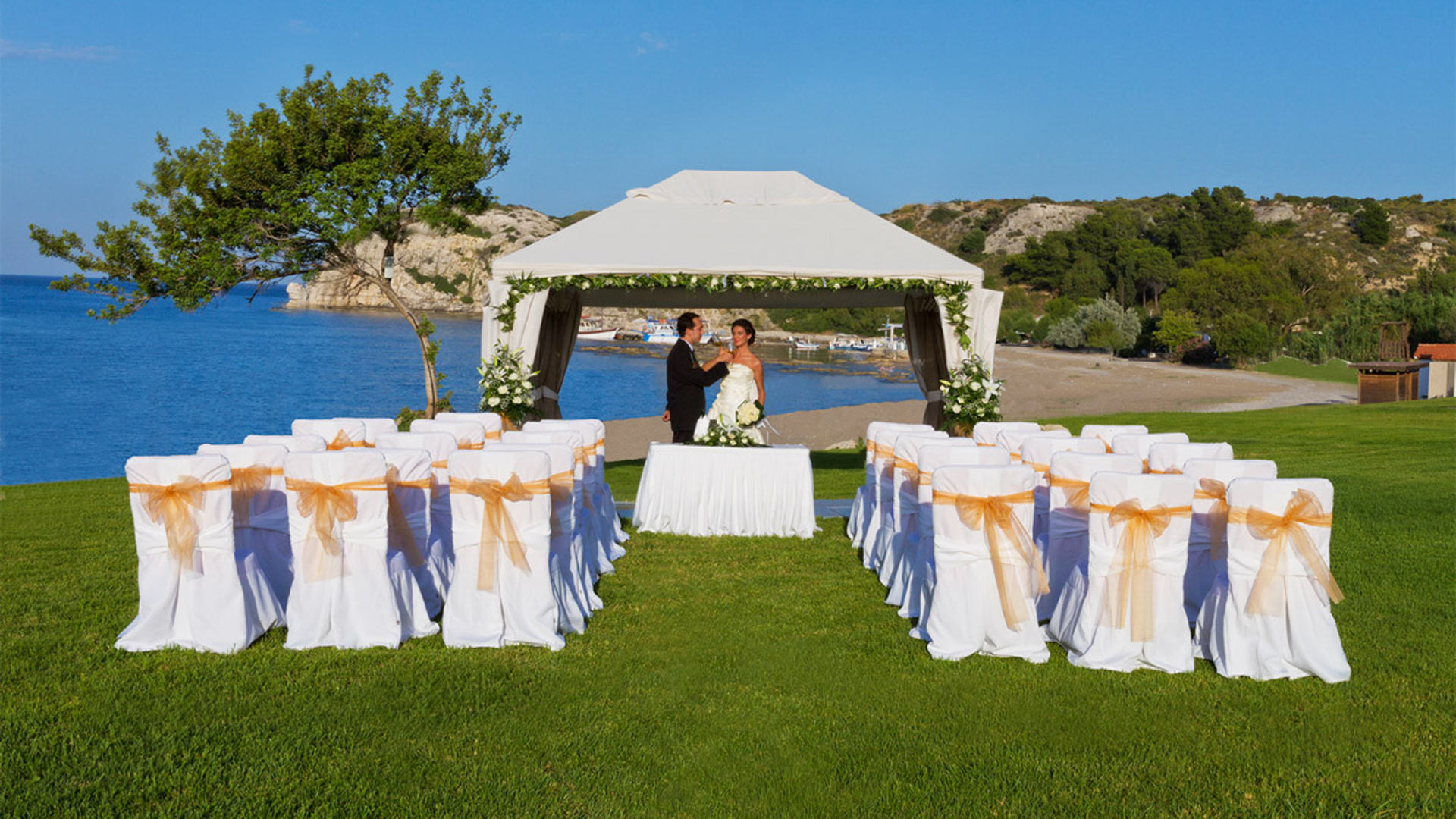 Weddings-Your most important day with us