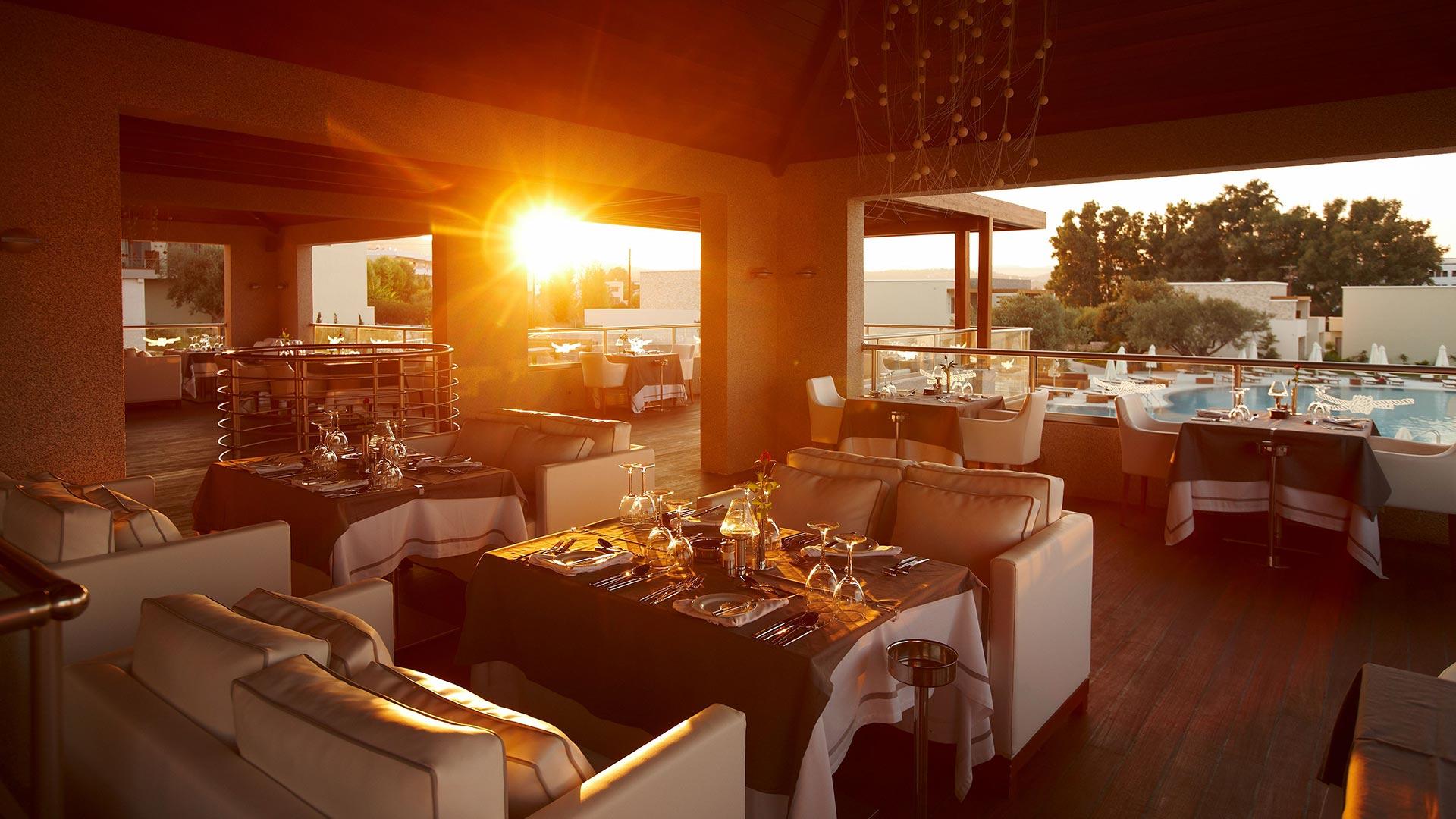 Ozean-Restaurant